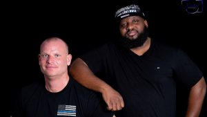 Former police officers heal their PTSD wounds through podcast