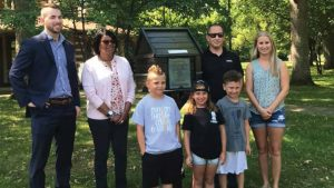 Little libraries, lots of heart