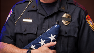 Warning: 2021 on track to be the deadliest year for law enforcement on record