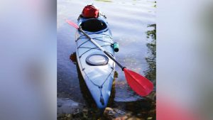 Kentucky woman gets creative with attempted escape; flees police on kayak, tractor