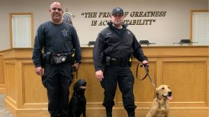 Massachusetts law enforcement first in the country to use COVID-sniffing dogs
