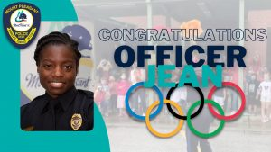 Mount Pleasant cop represents home country of Haiti in 2020 Olympics; makes semifinals