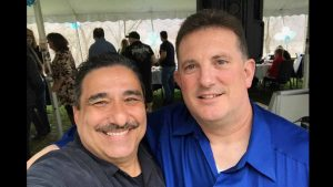 An unlikely friendship on New York's darkest day: How an NYPD cop and a bus driver formed a life-long friendship on 9/11