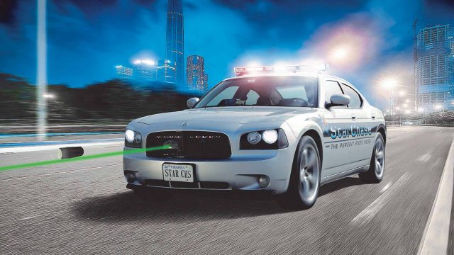 Tag & track' em GPS tech gives police a safer alternative to high-speed chases