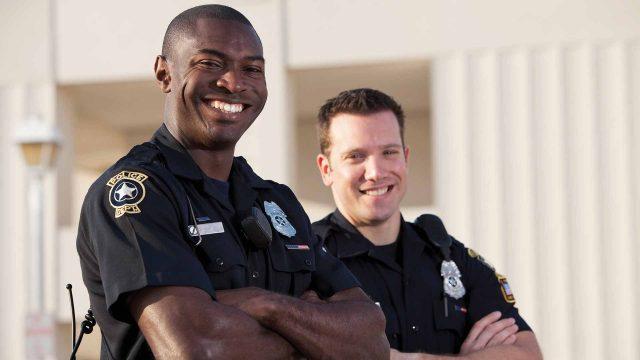 Mentors in law enforcement