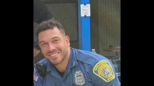 New Jersey police officer and firefighter save residents from burning house