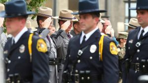 New York State Fair celebrated Law Enforcement...