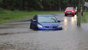 Birmingham police offices rescue unresponsive 87-year-old woman trapped in flood