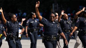 Cincinnati Police Department takes the 30×30 pledge, aiming to increase female police officers to 30% by 2030