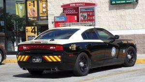 Florida trooper crashes cruiser into vehicle to save deputy's life